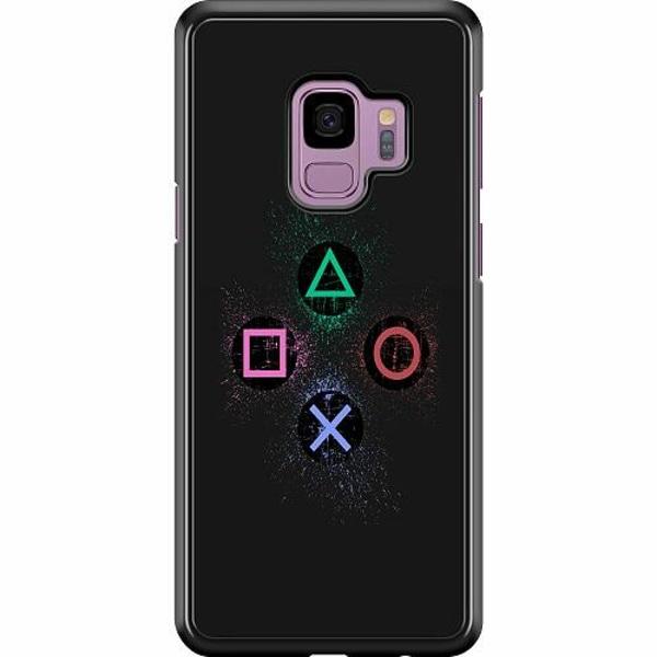 Samsung Galaxy S9 Hard Case (Svart) Gaming