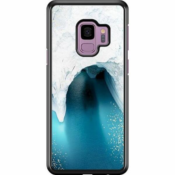 Samsung Galaxy S9 Hard Case (Svart) Glacier