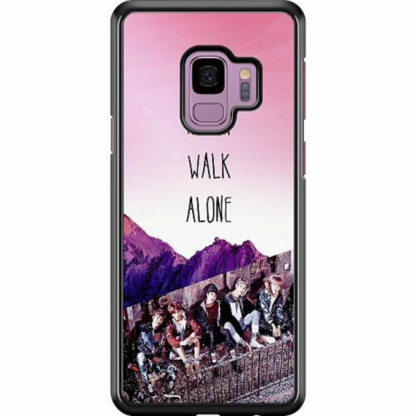 Samsung Galaxy S9 Hard Case (Svart) K-POP BTS