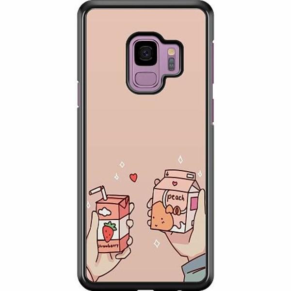 Samsung Galaxy S9 Hard Case (Svart) Kawaii