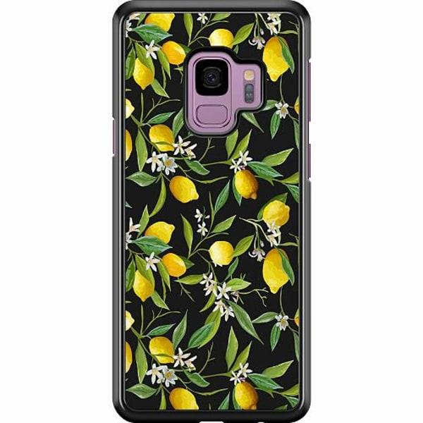 Samsung Galaxy S9 Hard Case (Svart) Lemonade
