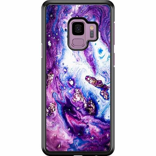 Samsung Galaxy S9 Hard Case (Svart) Lila