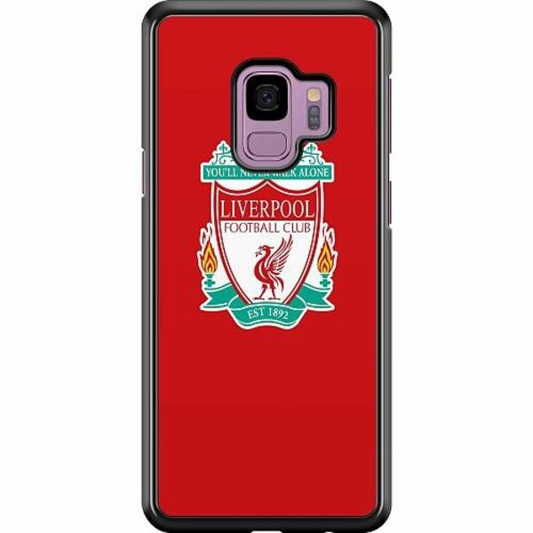 Samsung Galaxy S9 Hard Case (Svart) Liverpool