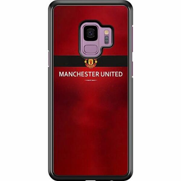 Samsung Galaxy S9 Hard Case (Svart) Manchester United
