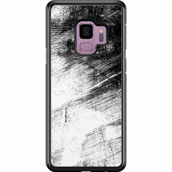 Samsung Galaxy S9 Hard Case (Svart) Mönster