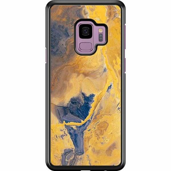 Samsung Galaxy S9 Hard Case (Svart) Pattern