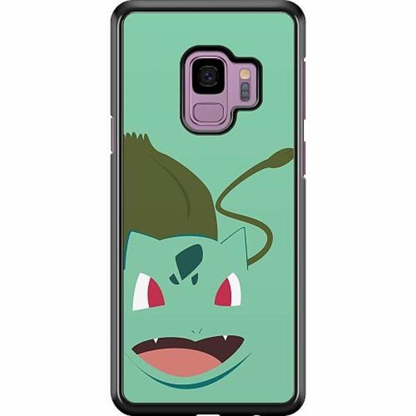 Samsung Galaxy S9 Hard Case (Svart) Pokémon - Bulbasaur