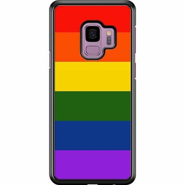 Samsung Galaxy S9 Hard Case (Svart) Pride