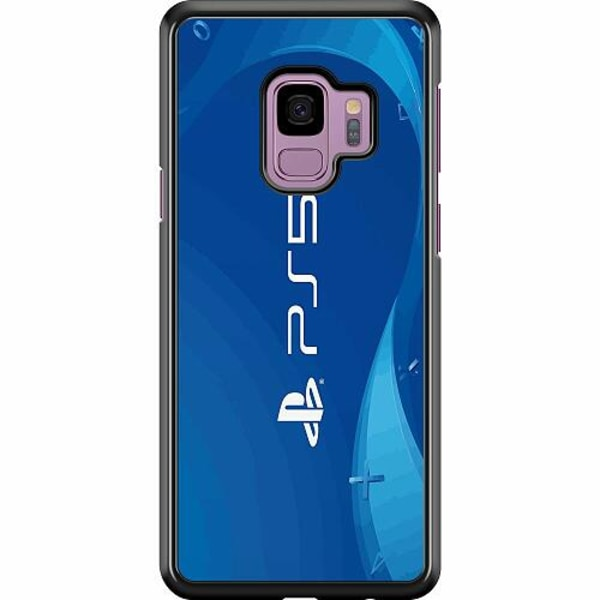 Samsung Galaxy S9 Hard Case (Svart) PS5
