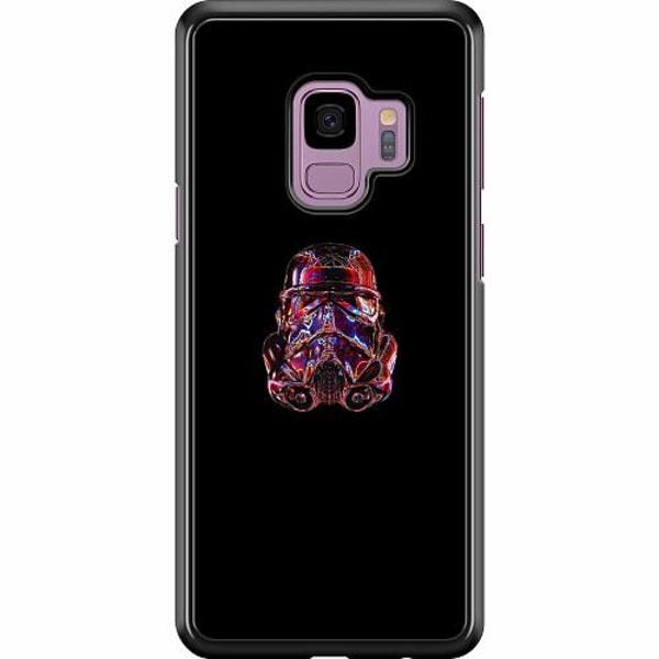 Samsung Galaxy S9 Hard Case (Svart)  Stormtrooper