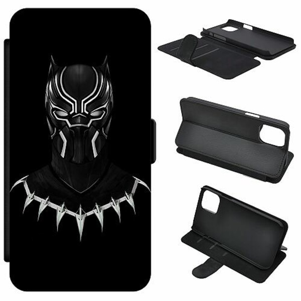 Samsung Galaxy S21+ Mobilfodral Black Panther