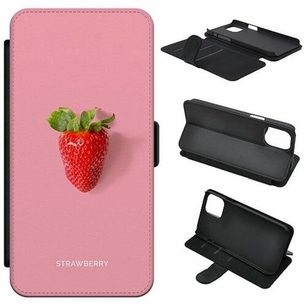 Samsung Galaxy A41 Mobilfodral Strawberry