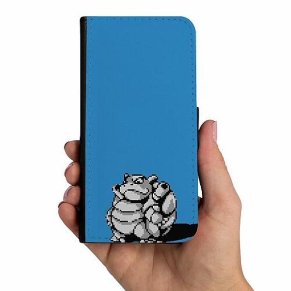 Samsung Galaxy Xcover 3 Mobilskalsväska Pixel art Pokémon