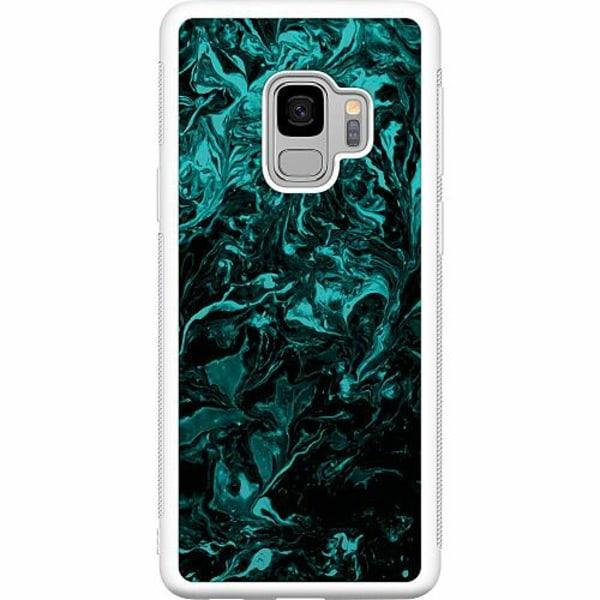 Samsung Galaxy S9 Soft Case (Vit) Afterlife
