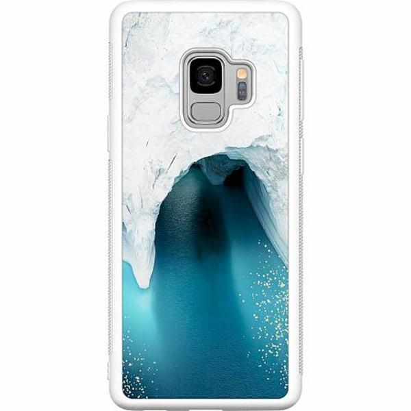 Samsung Galaxy S9 Soft Case (Vit) Glacier