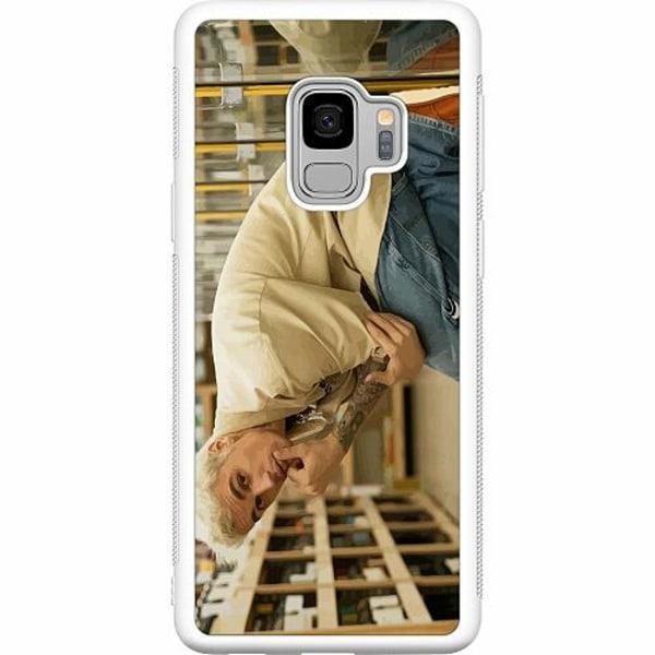 Samsung Galaxy S9 Soft Case (Vit) Justin Bieber 2021