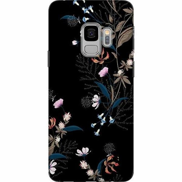 Samsung Galaxy S9 Thin Case Blommor