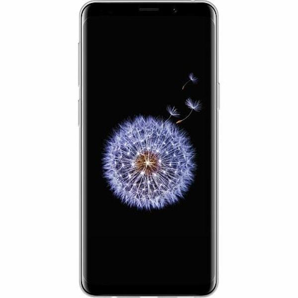 Samsung Galaxy S9 Mjukt skal - BOARDING PASS - ARN