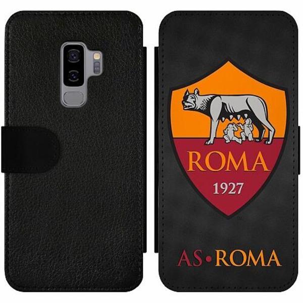 Samsung Galaxy S9+ Wallet Slim Case AS Roma