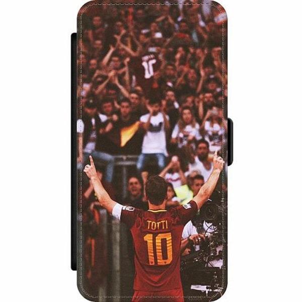 Samsung Galaxy S10 Wallet Slim Case Francesco Totti