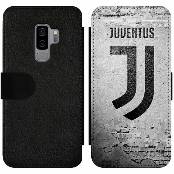 Samsung Galaxy S9+ Wallet Slim Case Juventus FC