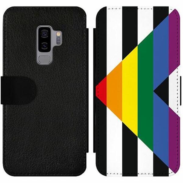 Samsung Galaxy S9+ Wallet Slim Case Pride - Straight Ally