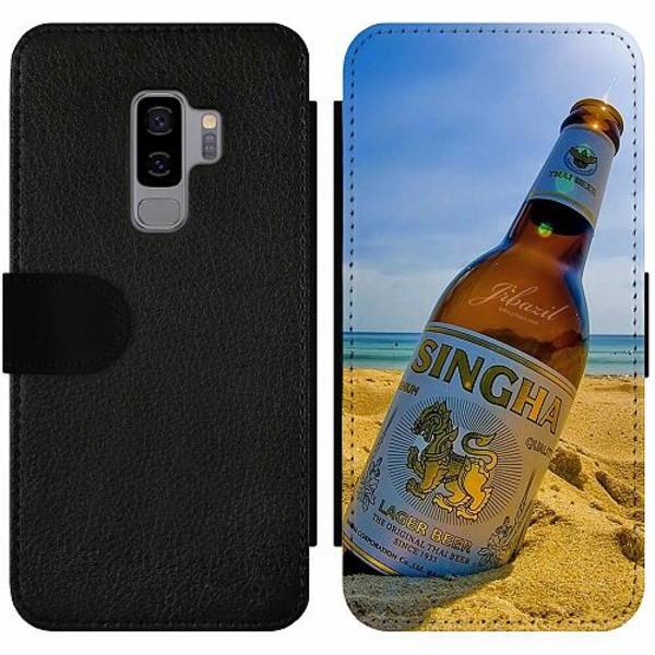 Samsung Galaxy S9+ Wallet Slim Case Singha