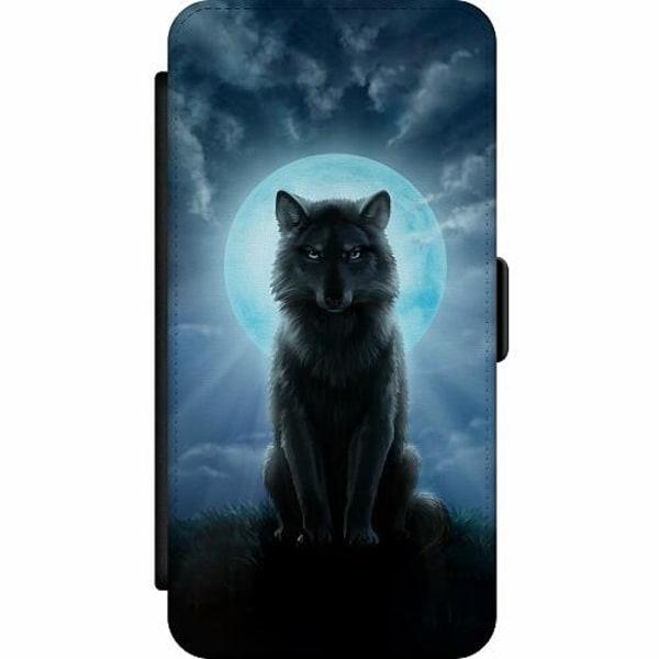 Samsung Galaxy S7 Skalväska Wolf in the Dark