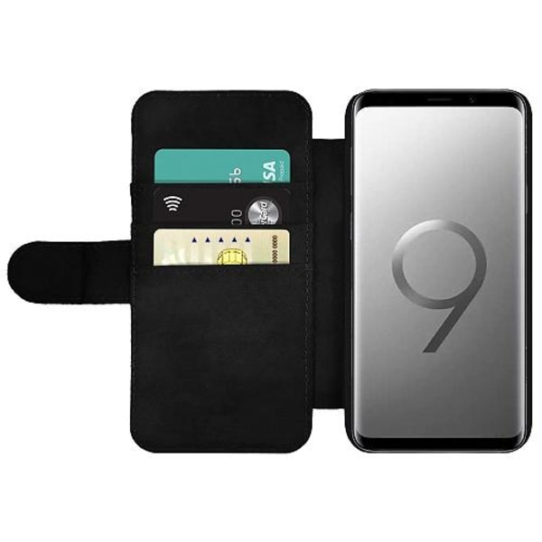 Samsung Galaxy S9+ Wallet Slim Case Fortnite