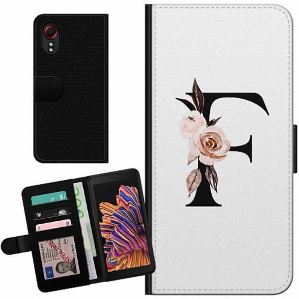 Samsung Galaxy Xcover 5 Billigt Fodral Bokstäver