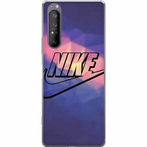 Sony Xperia 1 II Mjukt skal - Nike