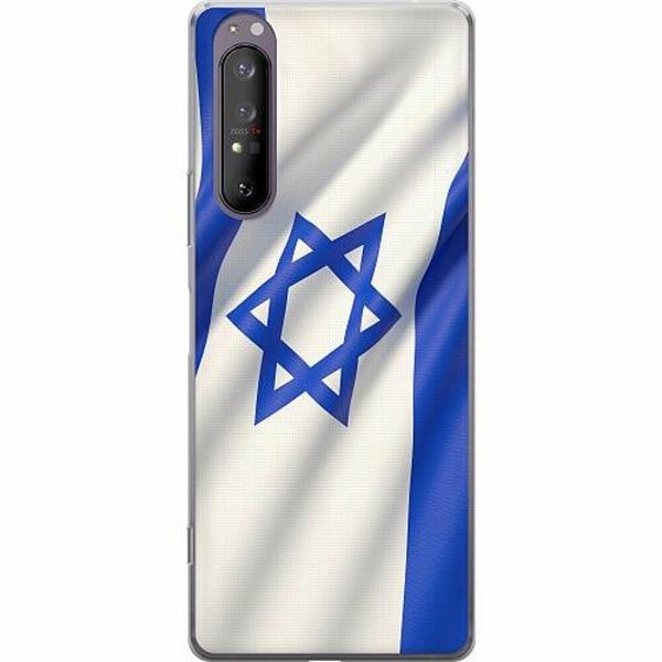 Sony Xperia 1 II Mjukt skal - Israel
