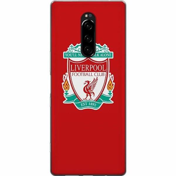 Sony Xperia 1 Mjukt skal - Liverpool