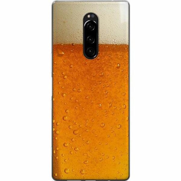 Sony Xperia 1 Mjukt skal - Beer