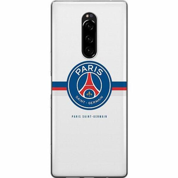 Sony Xperia 1 Mjukt skal - Paris Saint-Germain FC