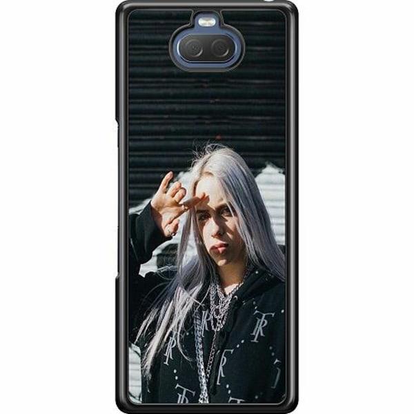 Sony Xperia 10 Hard Case (Svart) Billie Eilish 2021