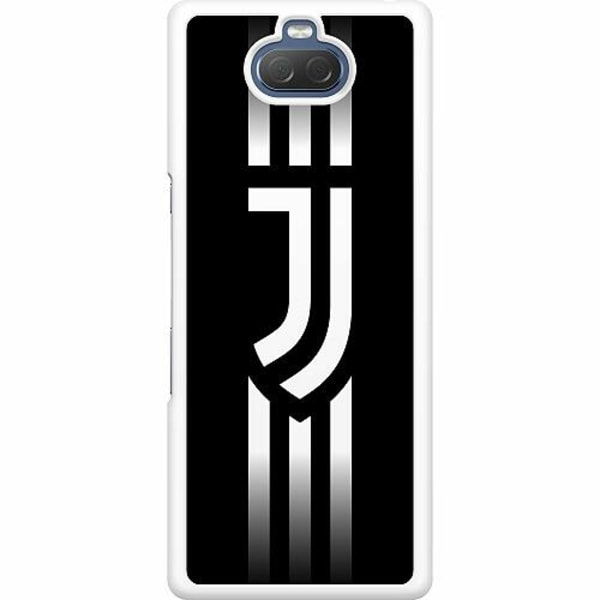 Sony Xperia 10 Hard Case (Vit) Juventus FC