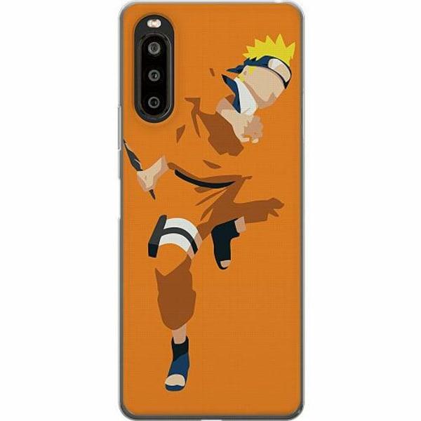 Sony Xperia 10 II TPU Mobilskal Naruto