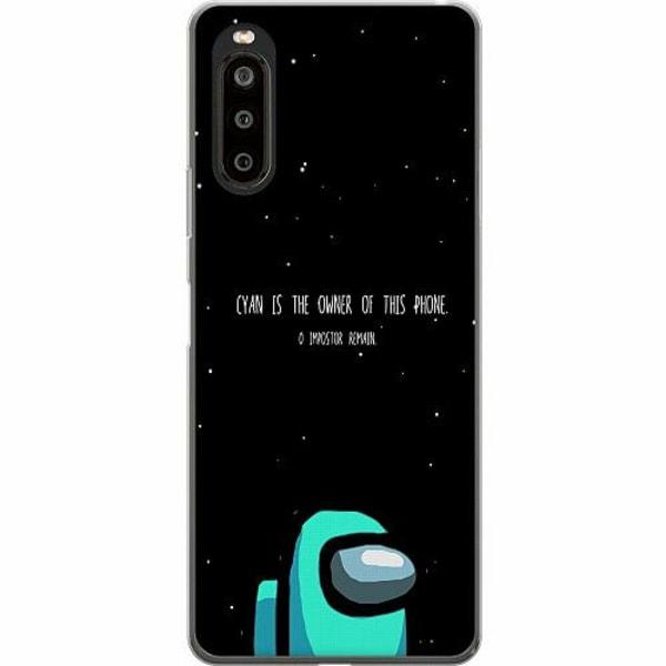 Sony Xperia 10 II TPU Mobilskal Among Us 2021