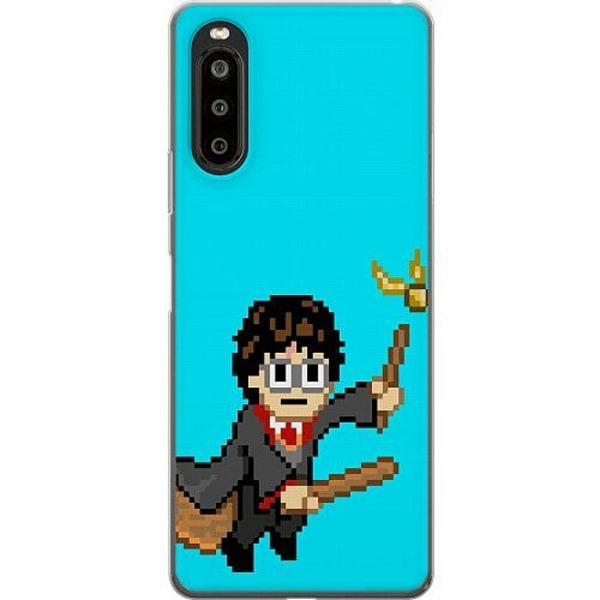 Sony Xperia 10 II TPU Mobilskal Harry Potter