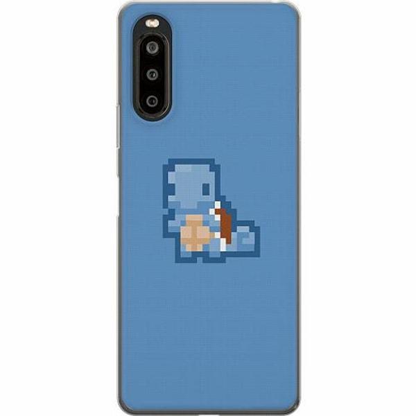 Sony Xperia 10 II TPU Mobilskal Pixel art Pokémon