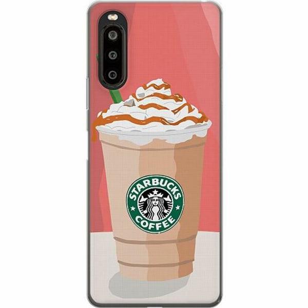 Sony Xperia 10 II TPU Mobilskal Starbucks
