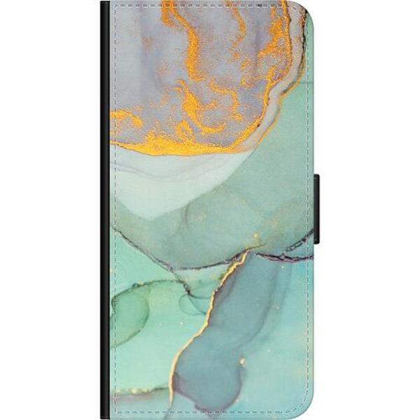 Xiaomi Redmi 9C Wallet Case Coastline