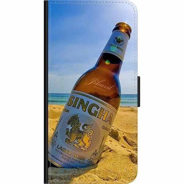 Xiaomi Redmi 9C Wallet Case Singha