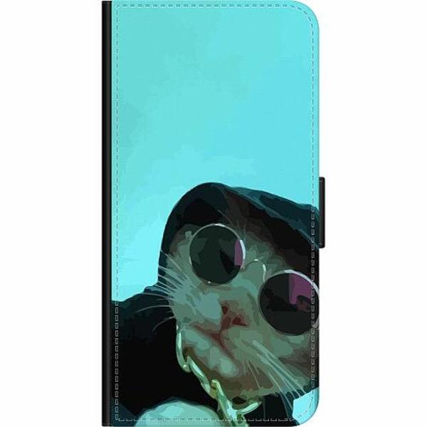Xiaomi Redmi 9C Wallet Case Sup Cat