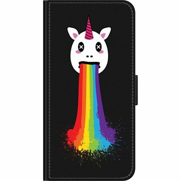 Xiaomi Redmi 9C Wallet Case Unicorn