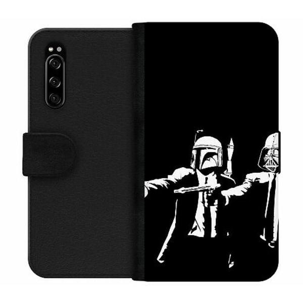 Sony Xperia 5 Wallet Case Star Wars