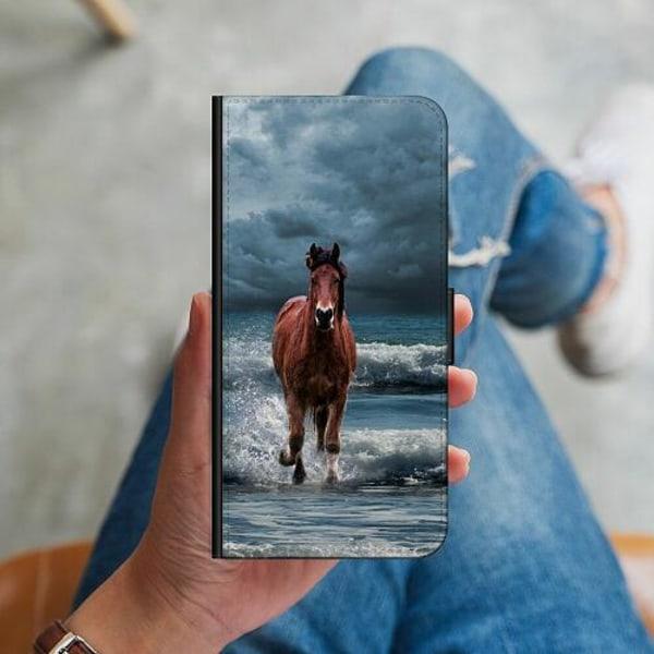 Samsung Galaxy Note 9 Plånboksskal Häst / Horse