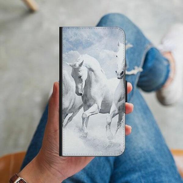 Samsung Galaxy A51 Plånboksskal Häst / Horse