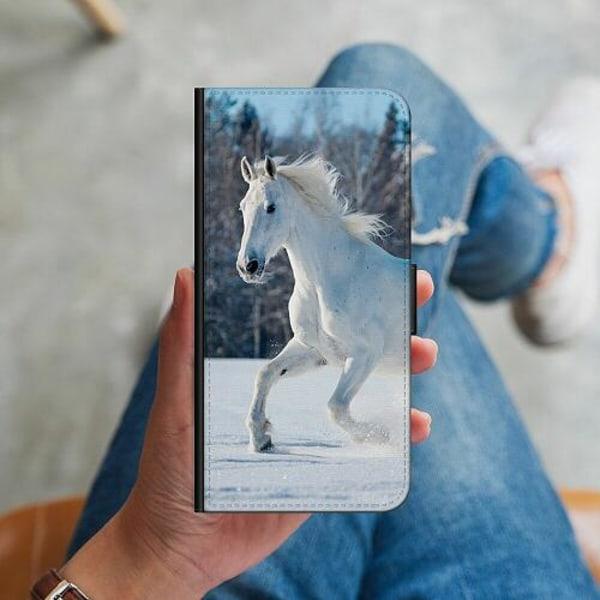 Xiaomi Mi 10T Pro 5G Plånboksskal Häst / Horse